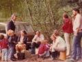 Potatissättning maj 1975
