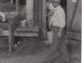 Holger och Alice mjölkfösäljning 50-talet